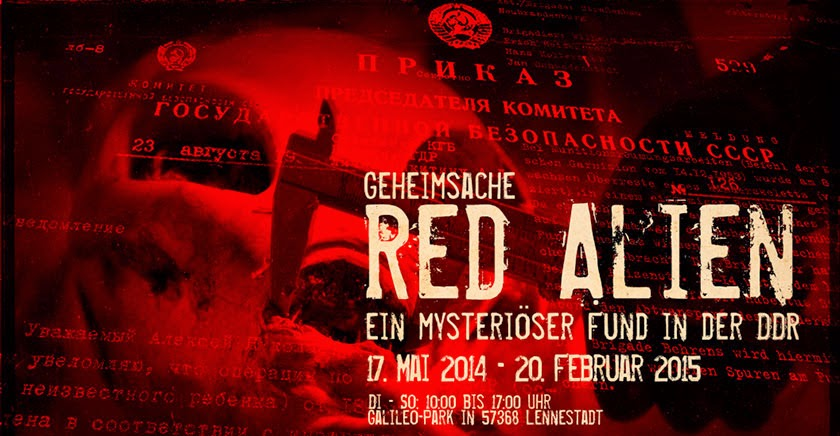 Geheimsache RED ALIEN