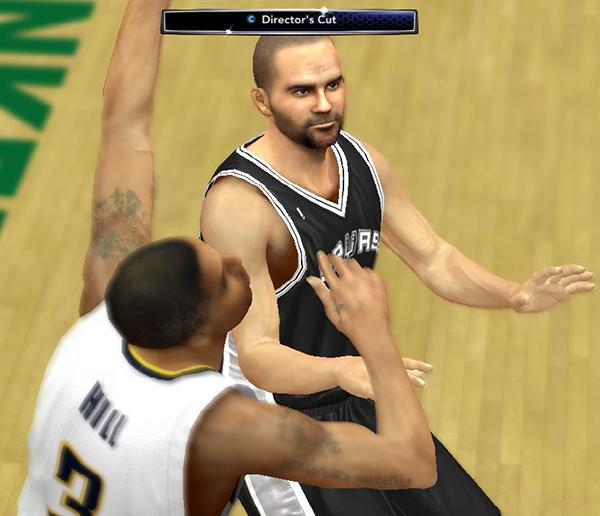 Tony Parker NBA 2K