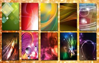 Backgrounds Illuminating New