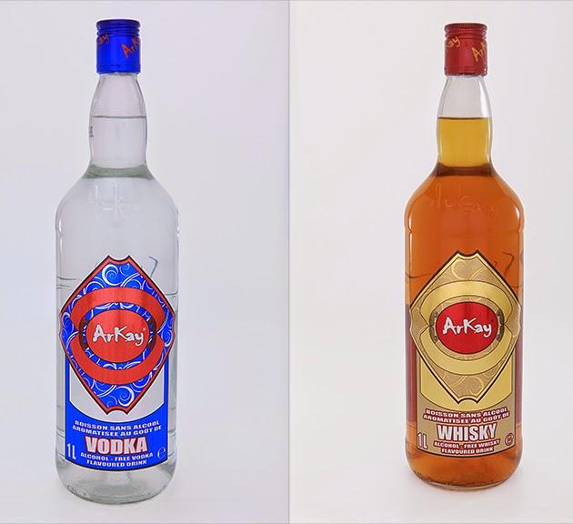 Wiski dan vodka halal akan mula dijual di Eropah