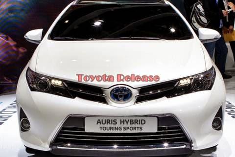 2016 Toyota Auris Hybrid Release Date