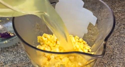 Cách làm sữa ngô ngon béo và sánh ngậy vô cùng 2