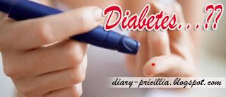 Mencegah Penyakit Diabetes Atau Kencing Manis