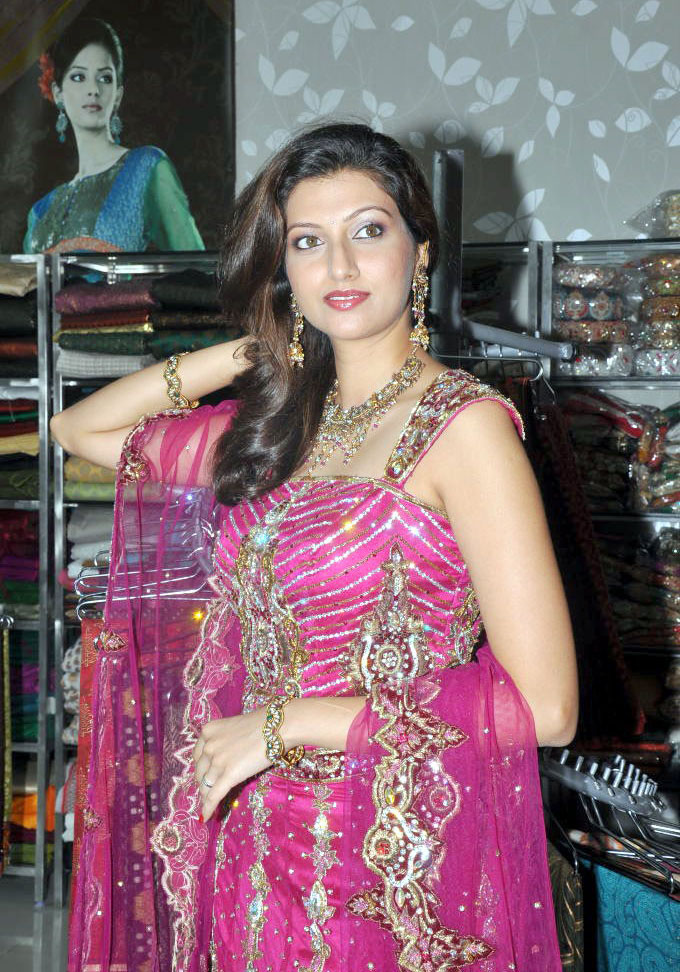 Hamsa Nandini At Ruby's First Anniversary Celebrations Stills