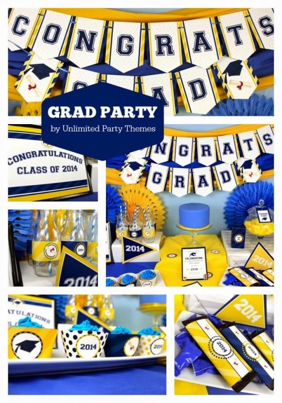 Graduación: Kit para Imprimir Gratis. | Ideas y material gratis para ...