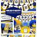 Graduation Party Free Printable Kit.