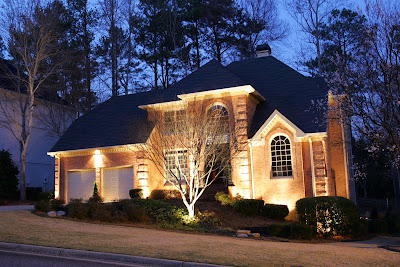 Landscape Lighting House