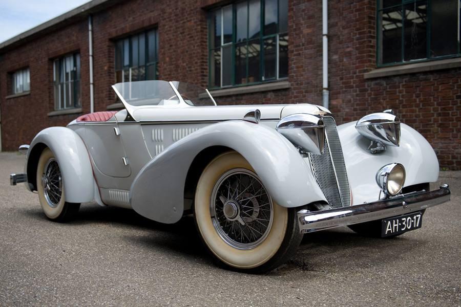 Just a car guy 1926 duesenberg speedster model a