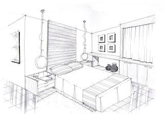 decoração quartos modelo