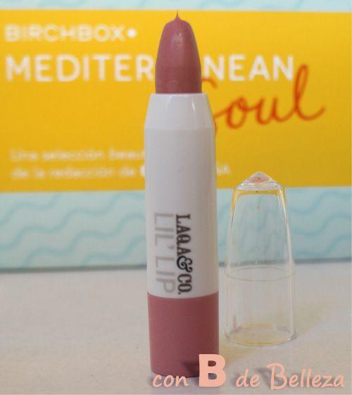 Fat lip pencil de Laqa & co