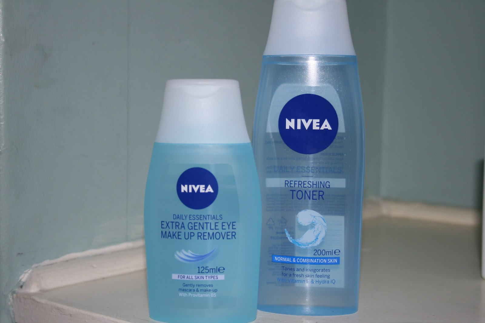 Gorgeous Darling Nivea Extra Gentle Eye Makeup Remover