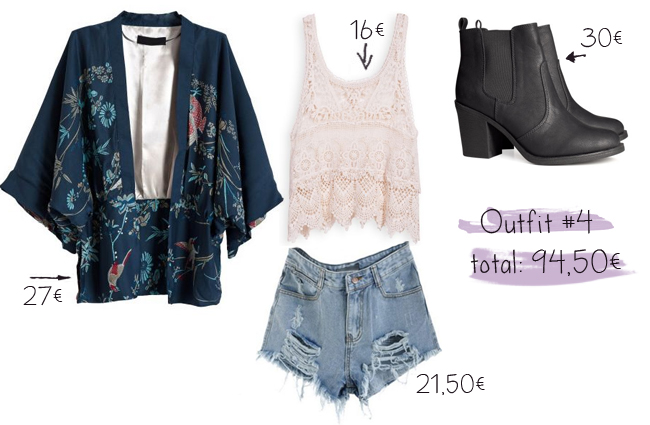 Top Floral Summer Outfits for under 100 EUR