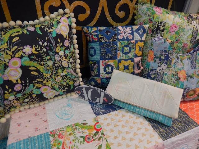 Millie Fleur by Bari J. for Art Gallery Fabrics @ Quilting Mod