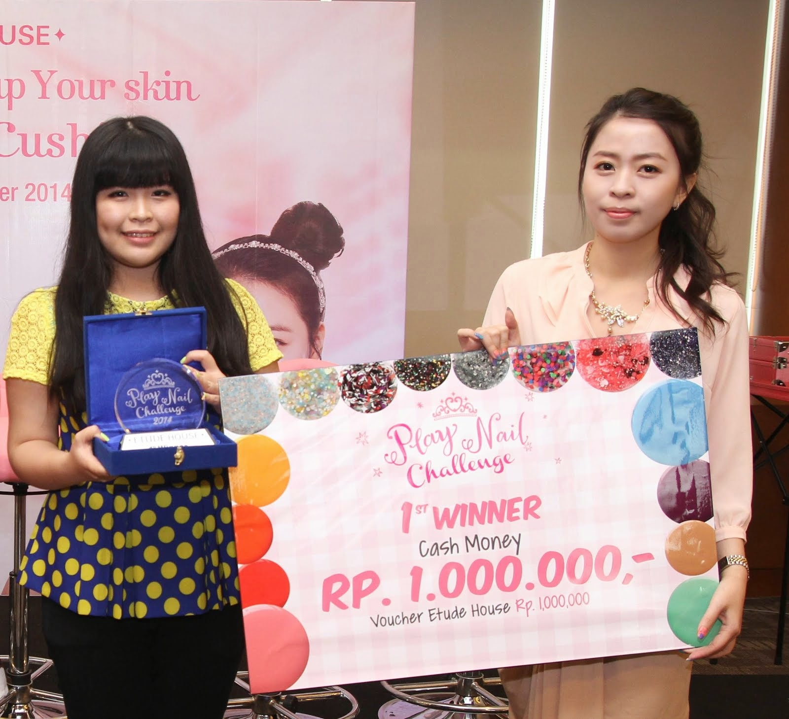 WINNER of ETUDE HOUSE INDONESIA