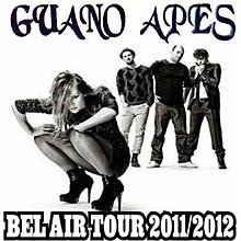 Aplazados los conciertos de Guano Apes en Madrid y Barcelona