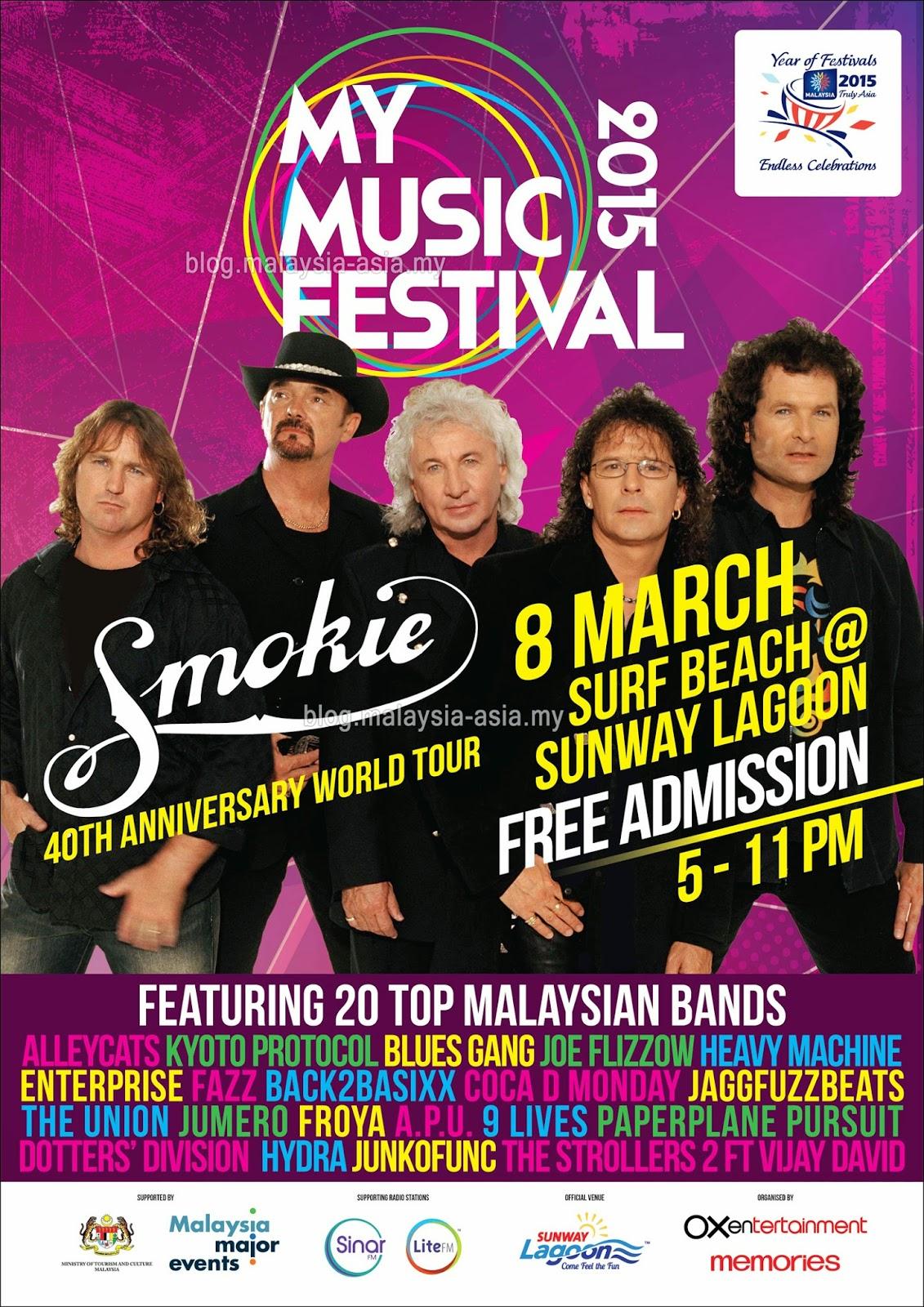 My Music Festival 2015