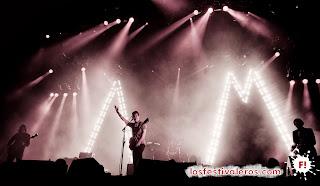 Arctic Monkeys, Alex Turner, FIB, 2013, Directo, Live, Concierto