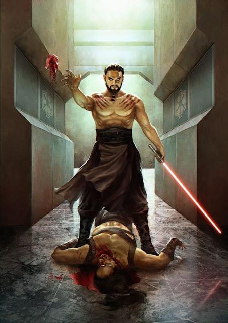 dothraki star wars - Juego de Tronos en los siete reinos