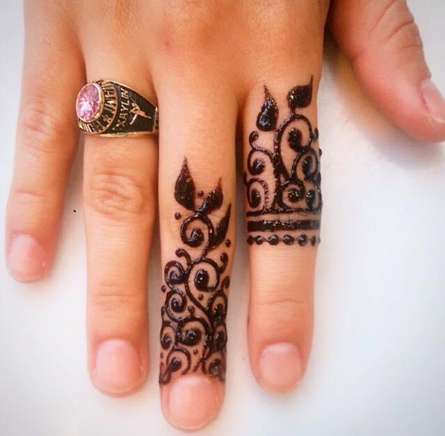 Mehndi Fingers Rating : Bridal mehndi designs best simple henna for