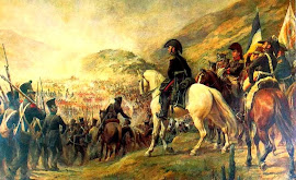 BATALLA DE CHACABUCO (12/02/1817) General SAN MARTÍN Vs REALISTAS (Españoles)