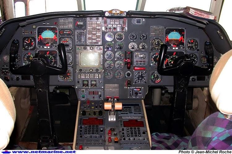 Falcon 200 Gardian Aéronautique navale