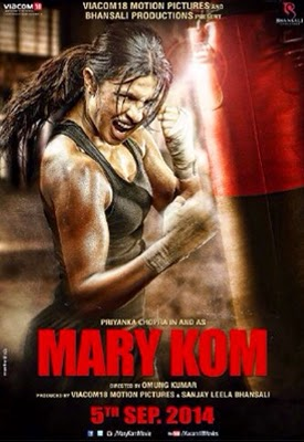 Watch Mary Kom (2014) Non Retail DVDRip Hindi Full Movie Watch Online Free Download