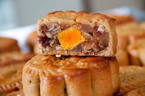 Cách làm Bánh Nướng Trung Thu
