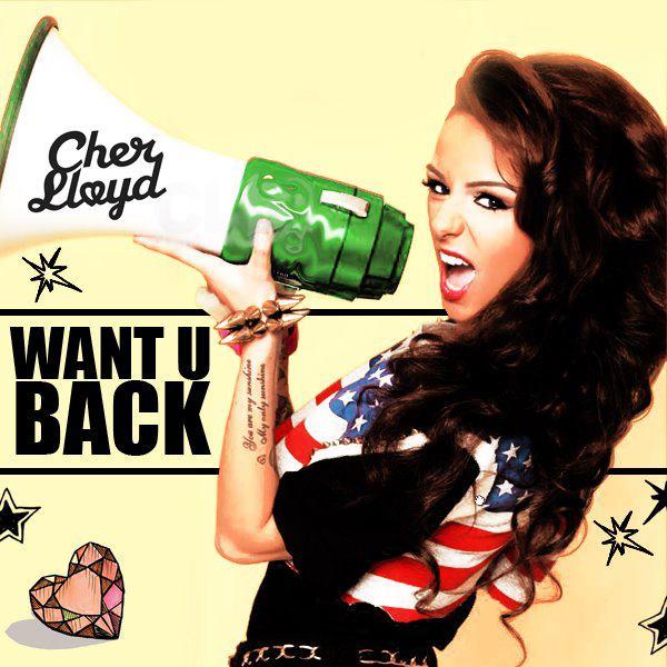 Chord Gitar - Cher Lloyd Want U Back