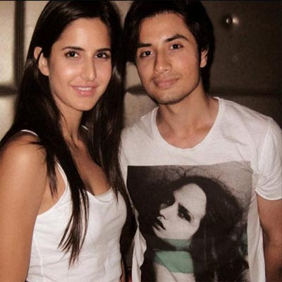 Katrina Kaif With Imran Khan and Ali Zafar looks funny hahaha sorry