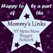 We're Part of Mommy's Links Blogger Network!