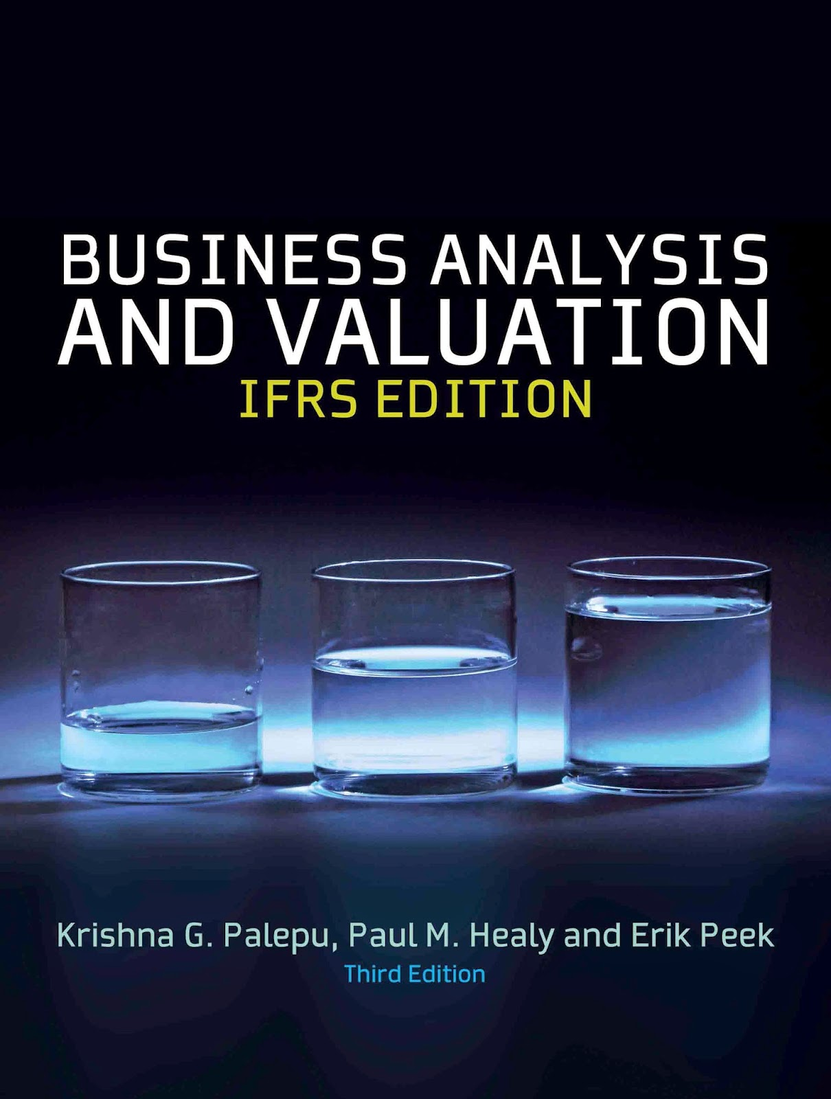 business valuation and financial analysis Valuation and financial analysis for startups from yonsei university the startup valuation and financial analysis specialization teaches two of the most often used methods to find the value.