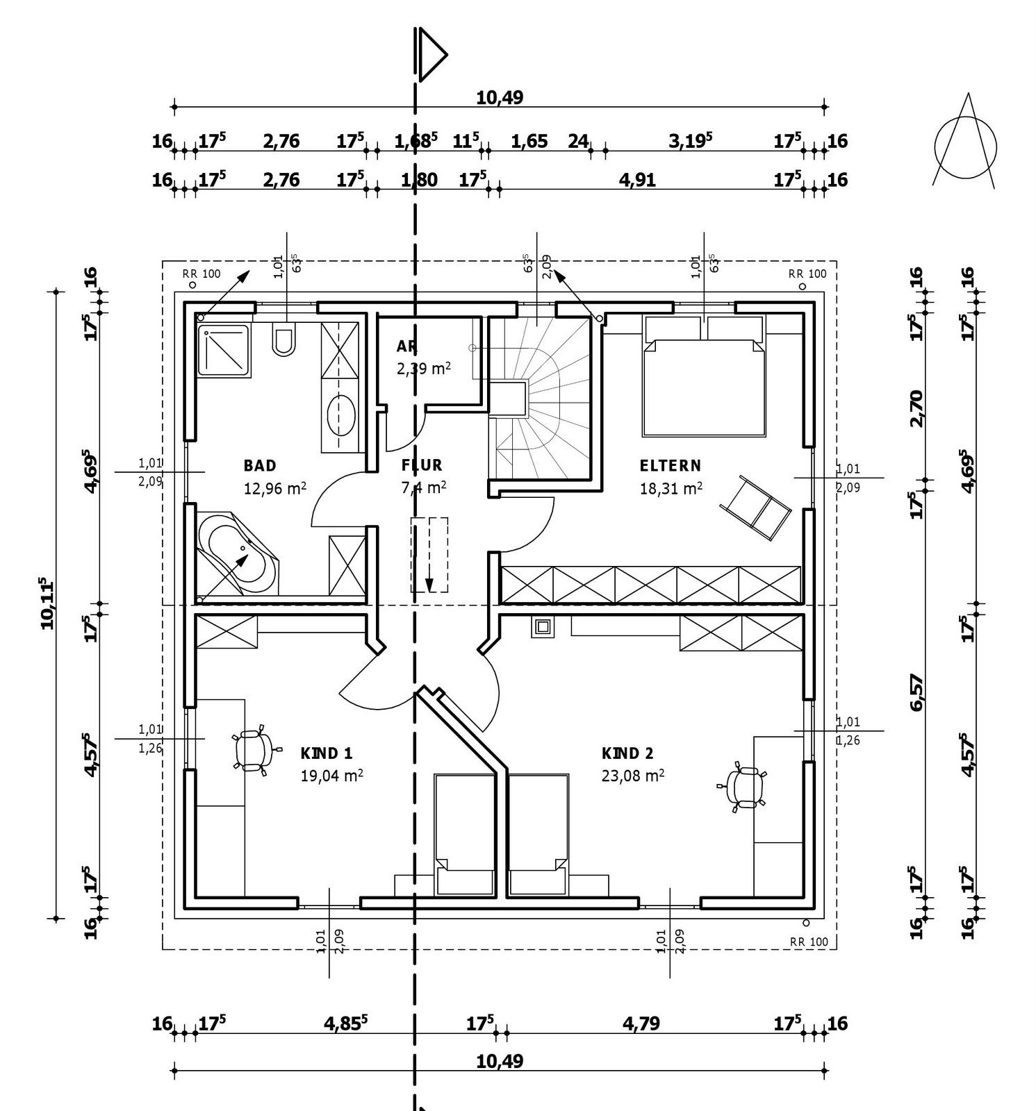 das noriplana bautagebuch mehr minderkostenrechnung erledigt. Black Bedroom Furniture Sets. Home Design Ideas