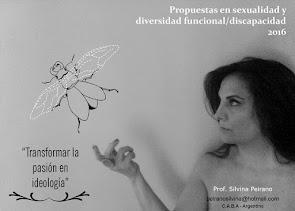 Propuestas en Sexualidad y diversidad funcional 2016