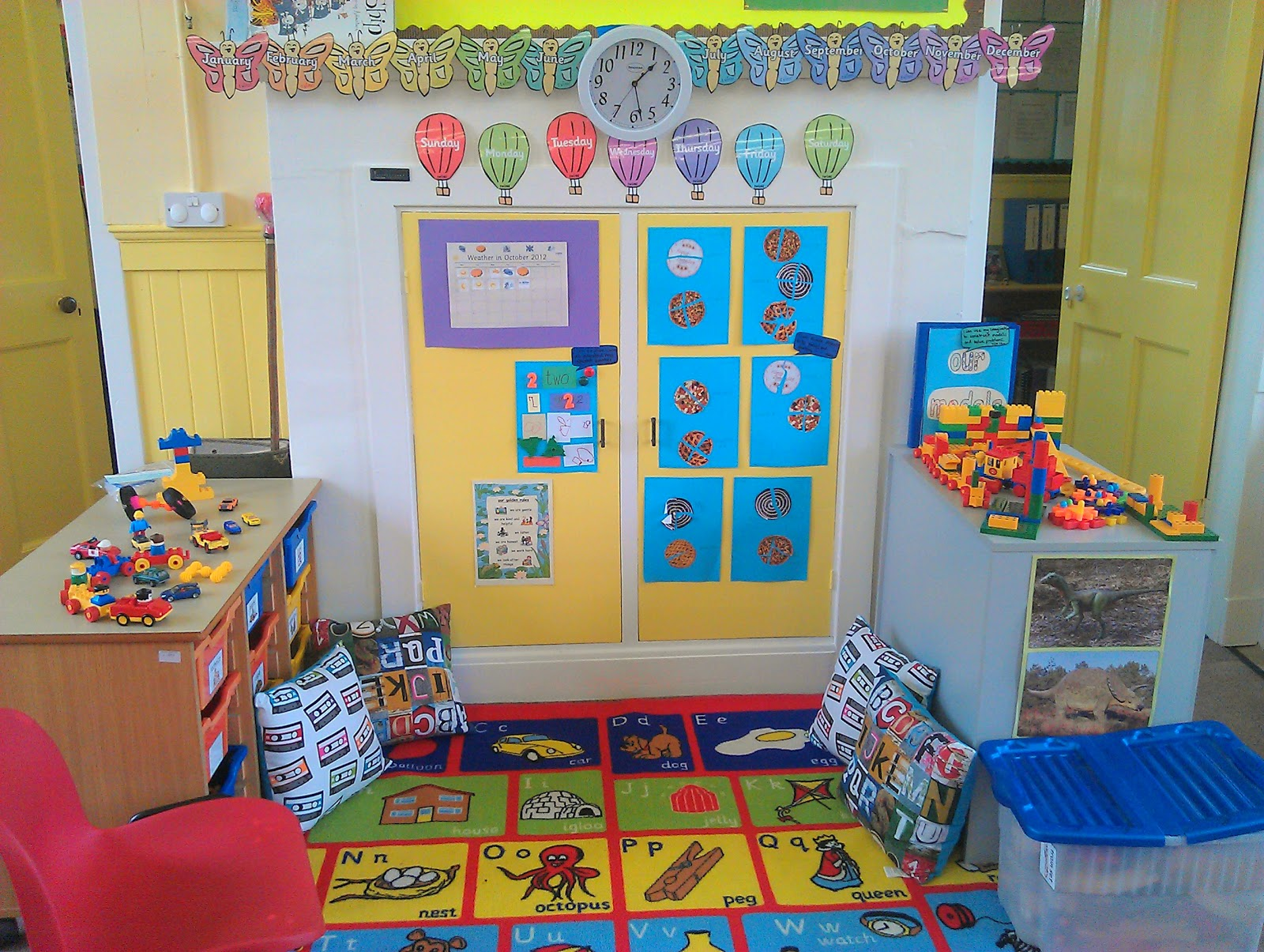 Classroom Decoration Nursery ~ Images about year classroom on pinterest