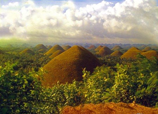 Colinas de Chocolate Chocolate Hills