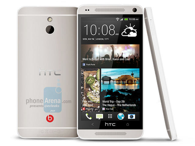 HTC M4 Leaked as a 4.3-inch Miniature HTC One