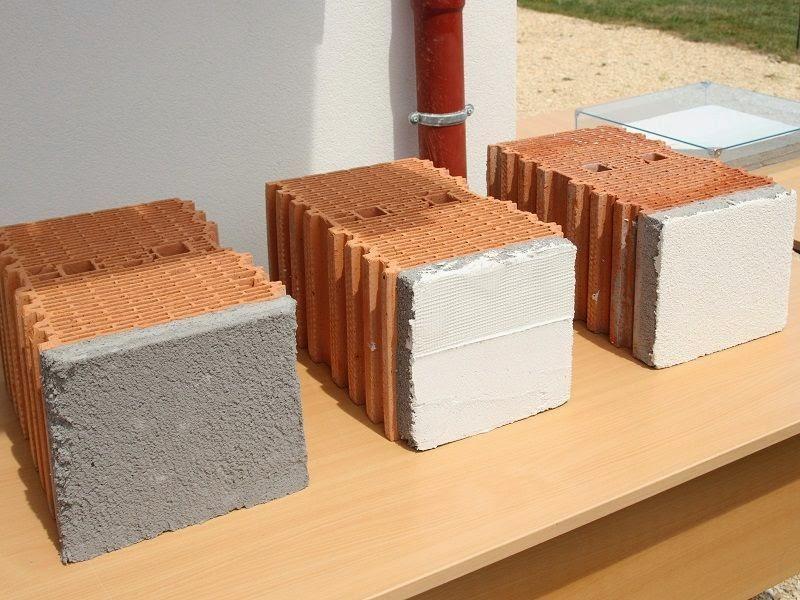 les archives de la terre cuite un enduit isolant l 39 a rogel de silice pour une ite projet e. Black Bedroom Furniture Sets. Home Design Ideas