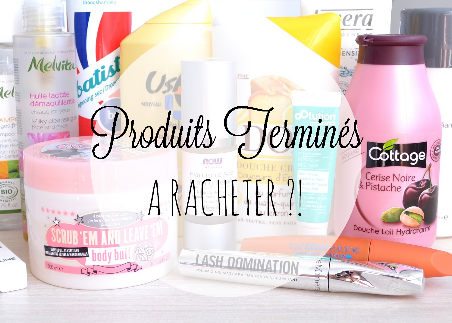 http://www.dreamingsmoothly.com/2015/04/produits-termines-racheter-6.html