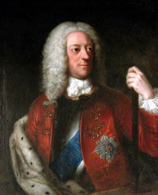 Jorge II rey de Inglaterra