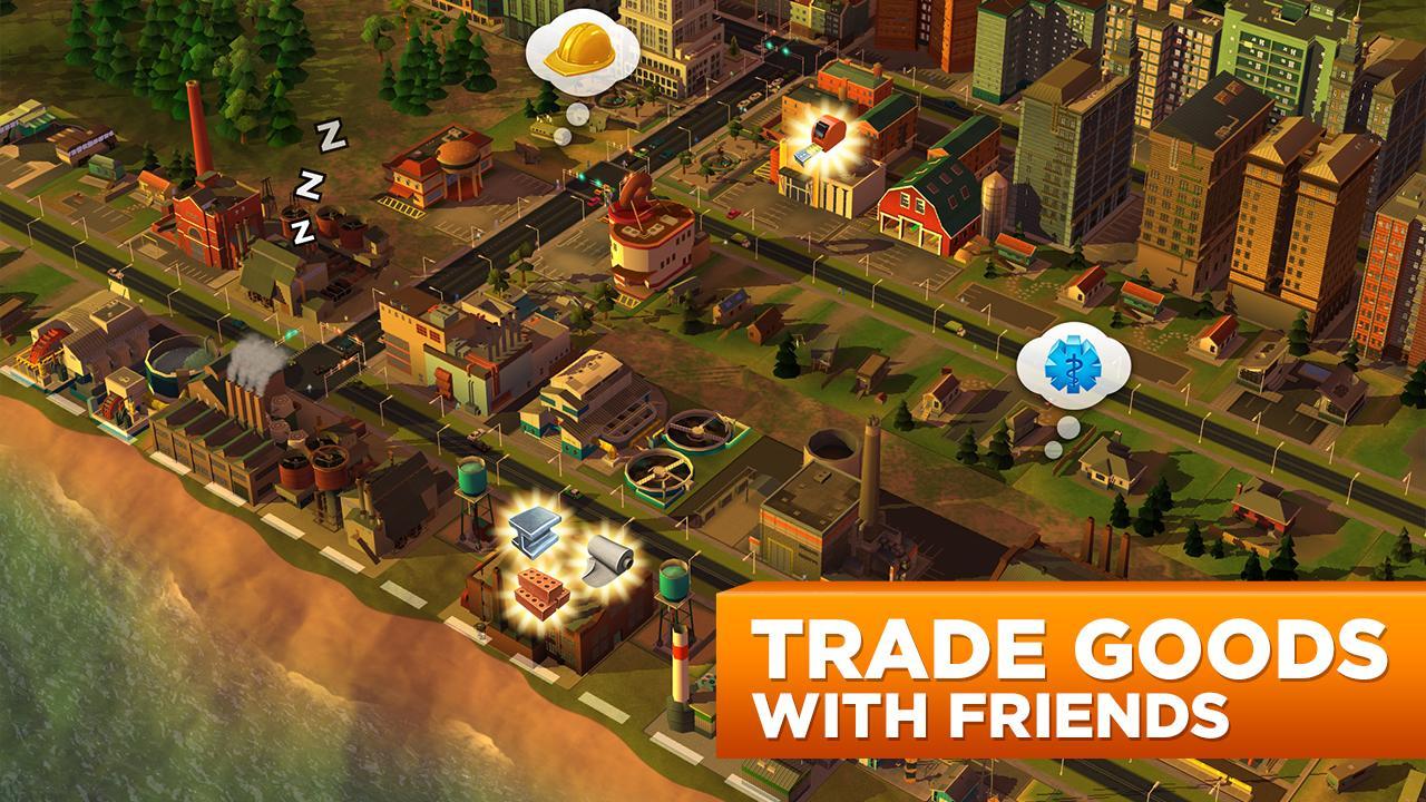 SimCity BuildIt MOD APK 1.8.14.37583 ~ Daily android APK