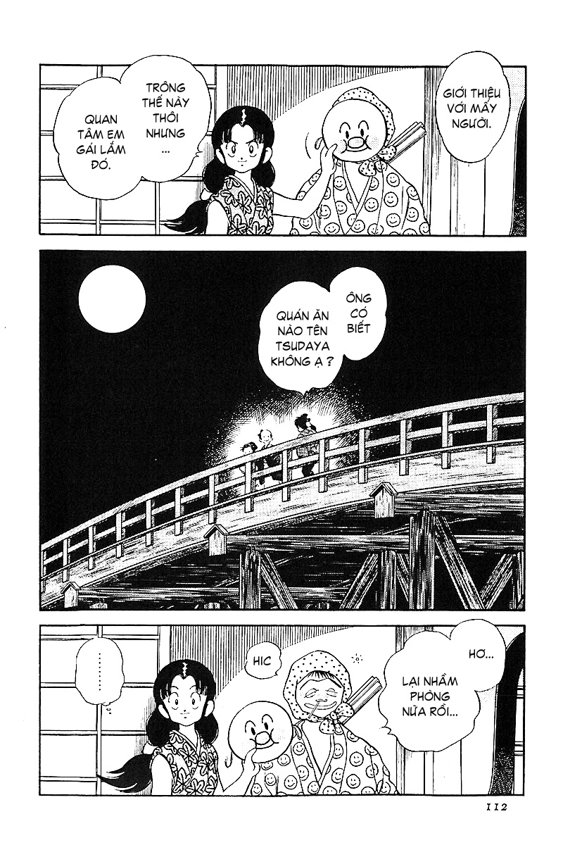 Nijiiro Togarashi - Ớt Bảy Màu chap 23 - Trang 18