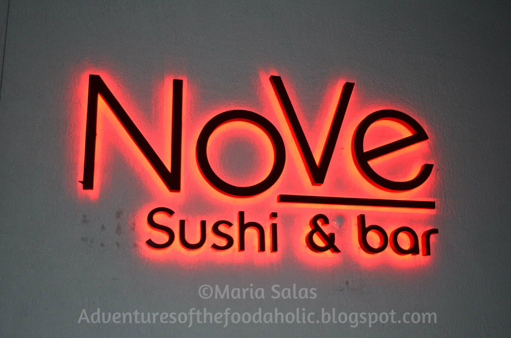Adventures of The Foodaholic: NoVe Kitchen & Bar - New Fall 2012 ...