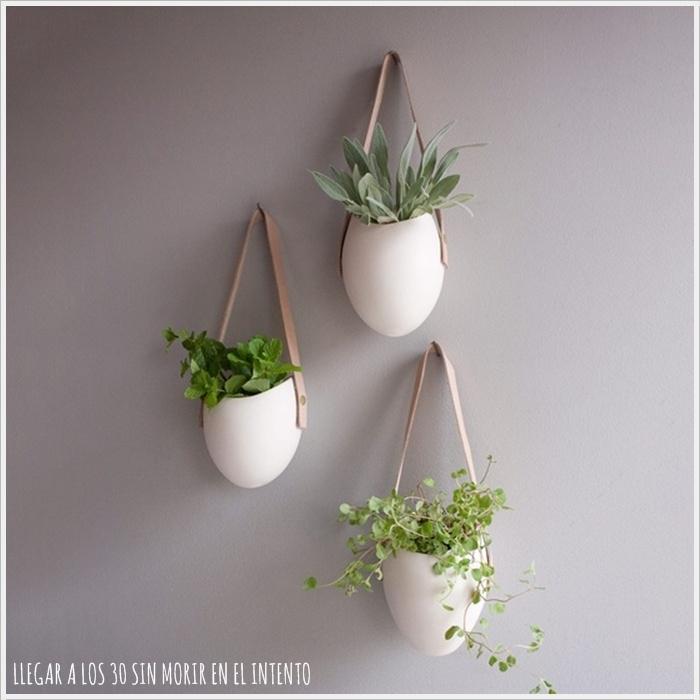 Ikea plantas tiesto colgante con plantas naturales - Plantas ikea naturales ...