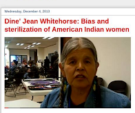 Dine' Jean Whitehorse: Bias and sterilization of American Indian women