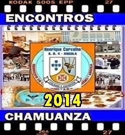40º ENCONTRO CHAMUANZAS - 2014