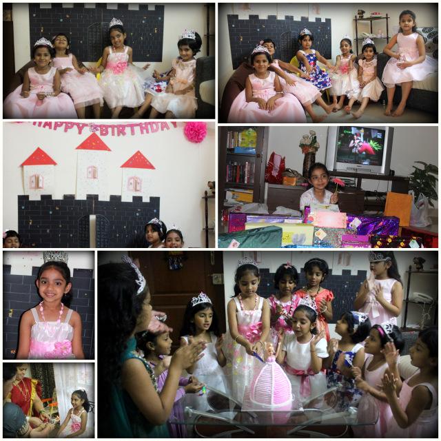 Pink Princess Birthday