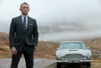 James Bond Skyfall le film