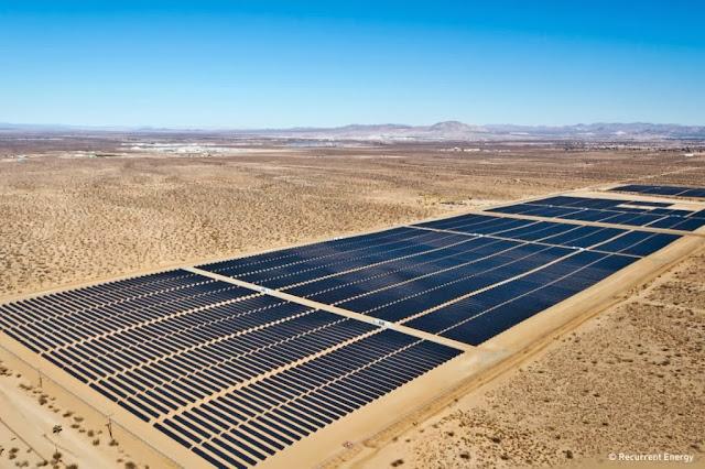 Victor Phelan solar project in San Bernardino, CA