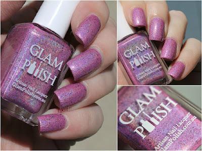 Glam Polish It's A Secret by Bedlam Beauty