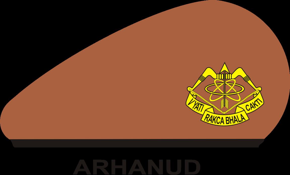 Gambar Baret Militer Kumpulan Logo Lambang Indonesia Vector Arti Download